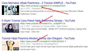 youtube untuk jualan produk